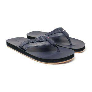 Tommy Hilfiger Men DillyThong Sandal in Dark Blue